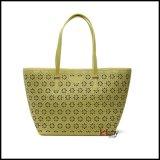 Хозяйственная сумка Lelany ультрамодная конструированная цветастая
