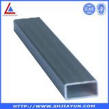 De vierkante Ronde en Aangepaste Buis van de Uitdrijving van de Legering van het Aluminium