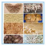 1-20ton Stoomketel van het Zaagsel van de Schil van de Rijst van de Biomassa de In brand gestoken Stro