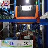 Cremalheira semiautomática do armazenamento do corredor do armazém aprovado do GV