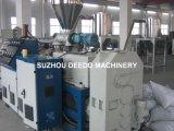 Производственная линия машина окомкователя гранулаторя PVC