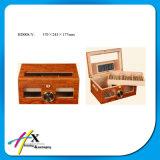 Luxuxansammlungs-exotische hohe Klavier-Glanz-Zigarrenschachtel
