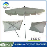 사각과 Rectangular Beach Umbrella - Sy2417