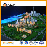 De Mooie ModelModellen van de Planning van de Streek/Model het van uitstekende kwaliteit van de Bouw/Alle Vriendelijke Tekens van FO