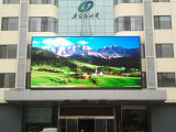 Alta qualidade P10 Full Color Outdoor Building Digital LED Display