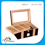 Contenitore impaccante del cedro di sigaro su ordine di lusso del Humidor