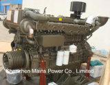motor marinho do barco de motor do barco de pesca do motor Diesel de 480HP Yuchai