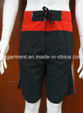 Man Women를 위한 지구 Solid Color Beachwear Swimwear Beach/Board Shorts