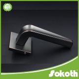Новая ручка двери сплава цинка никеля черноты конструкции 2016
