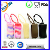 Antibacteria Hand Sanitizer Silicone Holder Gel con 62% Alcohol
