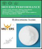 Qualitäts-Hydrocortison-Azetat 99% 50-03-3 mit Aktien