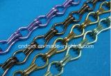 Maquinaria de formação Chain do gancho dobro
