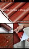 Het houten Zelfklevende Vinyl/de Folie van de Korrel (de film van het meubilair)