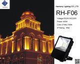 Montierung der Oberflächen-50watt SuperExproof LED im Freienlicht