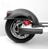 Alumínio que dobra a bicicleta elétrica com o motor do cubo 400W