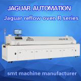 Forno intelligente con un tester della curva di temperatura, forno a temperatura elevata di riflusso di riflusso di SMT per il forno di riflusso di SMT (serie del giaguaro R)