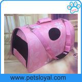 Acessórios do animal de estimação do saco de portador do curso do gato do filhote de cachorro do cão de animal de estimação do fabricante