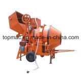 Diesel Concrete Mixer cuerda de alambre de elevación Tipping Hopper (JZR350)