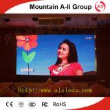 P6 HD farbenreiche Video LED-Innenbildschirmanzeige für das Bekanntmachen