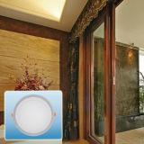 Светильник УДАРА Light/LED нового цвета двойника конструкции круглый