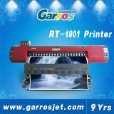A melhor impressora de alta velocidade do solvente de Eco da máquina de impressão da bandeira do cabo flexível de Garros Digital
