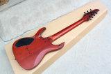 Hanhai elektrische Gitarre Musik/7-String mit Knoten-Furnier-Blatt