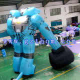 The RobotのInflatable Model