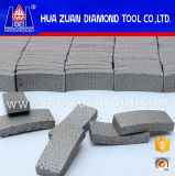 Core Drill Bit의 Arix Diamond Segment