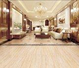 Mattonelle di pavimento Polished della porcellana di marmo di legno della Francia