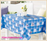 PVC limpo dos Tablecloths do Wipe luxuoso
