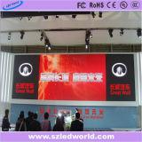 Cubierta De Pantalla / al aire libre pantalla LED a todo color de la pared de Video en Publicidad (P3, P4, P5, P6)