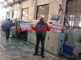 기계를 만드는 대나무 물결 모양 루핑 장