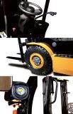 3 바퀴를 가진 Hytger 새로운 1.5ton 전기 포크리프트