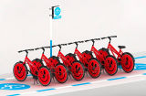Bike горы общественного кампуса bike- красного толковейшего общественный