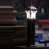 Garten-Lampen-im Freiengarten-Rasen-Lampe