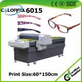 La lente enmarca la impresora plástica del chorro de tinta del marco de espectáculo de los vidrios planos de la impresora