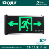 DJ-01B Patented Product Flameresistant Material Rechargeable LED Emergency Light con CB