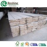 Moulage décoratif de Baseboard en bois solide