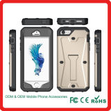 2in1 Geval van de Toebehoren van de Telefoon van het pantser het Mobiele voor iPhone 6s plus