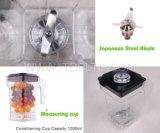 Machine industrielle à faible bruit de mélangeur de Juicer de qualité (BD-9001)