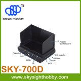 Skysighthobby 5.8g 32CH de Monitor van Fpv van 7 Duim met DVR, Ontvanger Diversitry