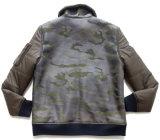 Куртка бомбардировщика человека высокого качества 2016, куртка человека, куртка мотоцикла