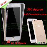 360 iPhone 6s аргументы за телефона степени польностью покрынное прозрачное TPU