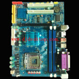 2016 heißes Sale Full New Heavy Discount Mainboard für Desktop Computer Accessories 945GM-775