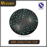 Кнопка Jean высокого качества круглая выбитая покрывая в Китае
