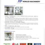 Maquinaria plástica de Ht-60 Injecion