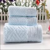 De populaire recentste Buitensporige Handdoek van het Ontwerp van de Jacquard (DPFT8081)