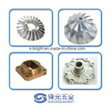 Breve Delivery Quality Assurance per CNC Machining Parte