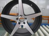 BMW/Audi/Mercedesのために合う合金の車輪の縁