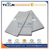 Preço mineral Soundproof da placa do teto da fibra